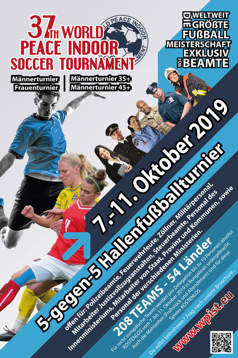 World Police Indoor Soccer Tournament